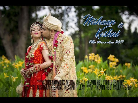 Nishaan + Keshni | Feature Film | 19.11.2017 | DLI Hall Durban | Hindu Wedding