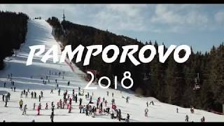 Bulgaria Skiing - Skiing in Pamporovo | Bulgaria Feb 2018 | Q Radio Breakfast Ski Trip