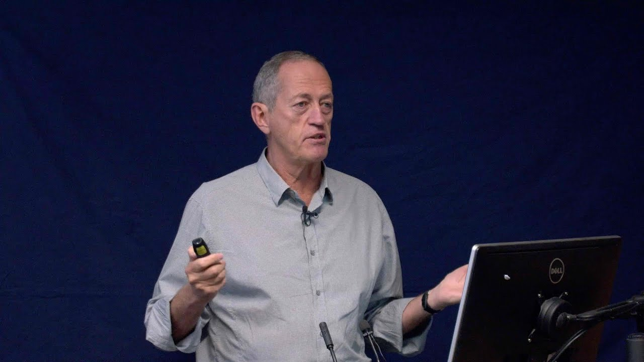 Dr. Peter Brukner - 'Why Low Carb?'