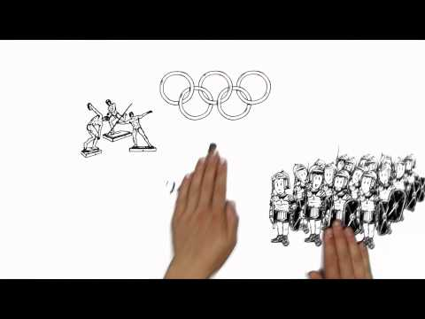simpleshow explains the Olympic Games - History (1)