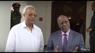 """JPM IKULU: """"Lowassa hakuwahi kunitukana hata siku moja"""""""