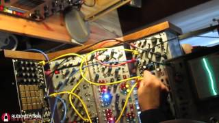 MakeNoise DPO in a percussive mood