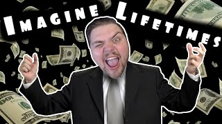 (INDIE GAME) I Lived My ACTUAL Life   Imagine Lifetimes