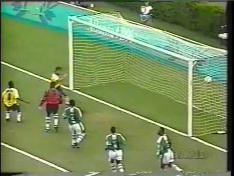 Nigeria Vs Brazil 1996 Olympic Semi-Finals