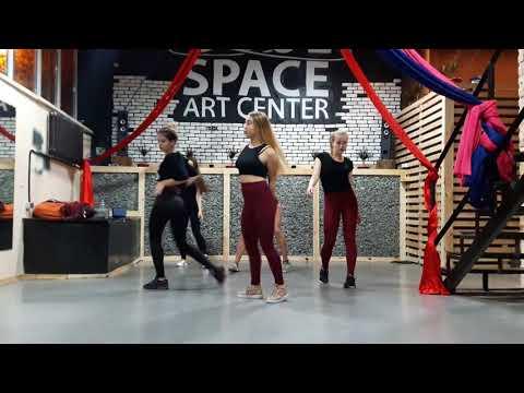 Dancehall choreo (Vybz Kartel - Washer Dryer ft. Ishawna)