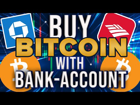 How To Buy Bitcoin With Bank Account (Or Wire Transfers)