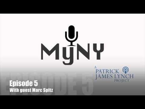 MyNY Ep.5 with Marc Spitz (Music Journalist & Author)