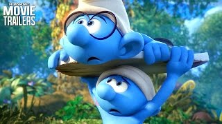 Smurfs: The Lost Village | ALL Trailer and Clip Compilation (Animation 2017)