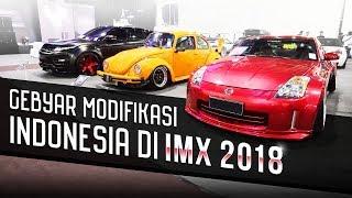 Gebyar Modifikasi Indonesia di IMX 2018