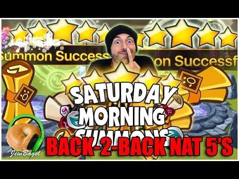 SUMMONERS WAR : Saturday Morning Summons 9/9/17