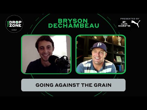 Bryson DeChambeau on growing up different, changing golf, and winning the U.S. Open  (part 1)