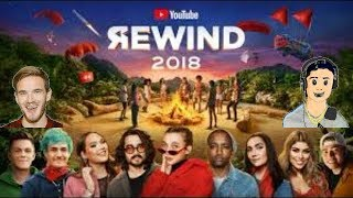 Recreation Of Youtube Rewind 2018 | Uzanu React