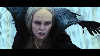 ᴴᴰ Queen Ravenna_Transformation - Snow White And The Huntsman