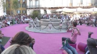 Sogno di una notte di Mezza Estate | Danzarea 2014 | Piazza Vecchia Bergamo