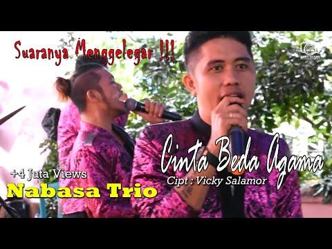 Cinta Beda Agama - Cover: Nabasa Trio