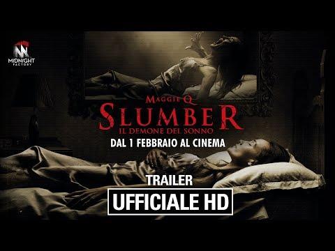 Slumber - Il Demone del Sonno | Trailer Ufficiale Italiano | HD