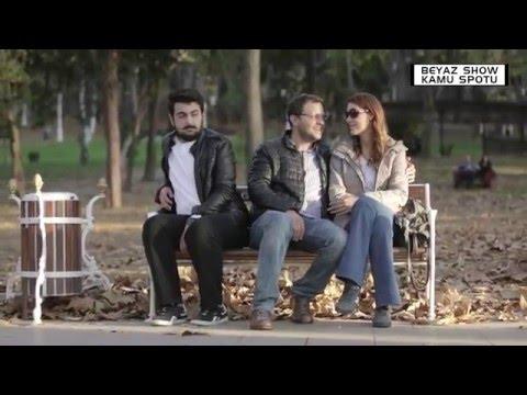 Beyaz Show - Yalnız Arkadaşlar Kamu Spotu (05.02.2016)