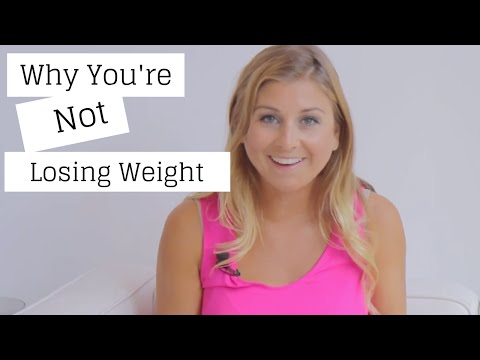 10 Reasons Why You're Not Losing Weight | HEALTH