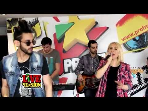 Amna - Evacuat (feat. Glance) | ProFM LIVE Session