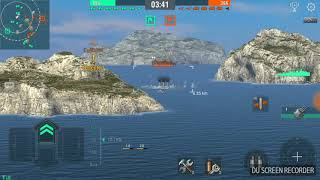 World of warships IOS/orlan/first match