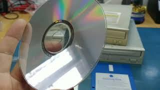 CD-ROM mechaniky - oprava, vyčištění příprava na další provoz