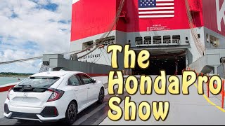 Honda News - 2018 CIVIC TYPE R - SUB 8 SEC 1/4 MILE HONDA  - CIVIC HATCH ON THE WAY TO THE U.S