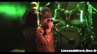 JAH MASON & THE DUB AKOM BAND - GUYANCOURT - 03/03/2011