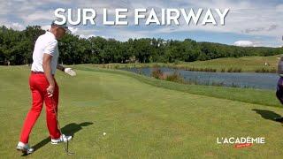 Règles de Golf : sur le fairway (n°3)