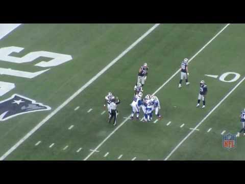 Stephon Gilmore interception vs. Patriots in 2015