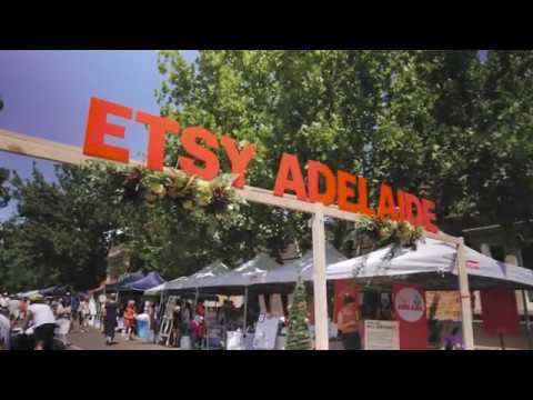 Etsy Made Local Adelaide 2017 Event