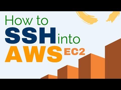 How to SSH into AWS EC2 Instances (Super Easy!)