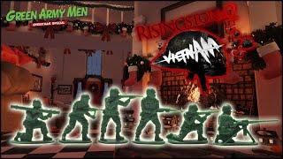RISING STORM 2: VIETNAM - GREEN ARMY MEN CHRISTMAS SPECIAL #1- LIVE!!!