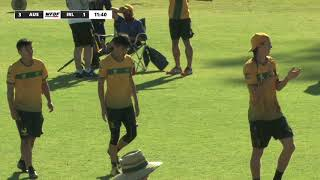 2018 WU24UC - Australia vs Ireland - Mens Play Day 4 - Reupload