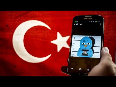 Turkey Blocks Twitter To Mask Abuse Of Kurds