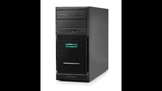 HPE ProLiant ML30 Gen10 Server Ram , hdd upgrade & internal part review