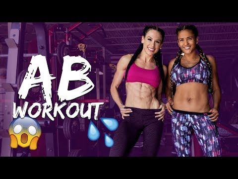 Favorite Ab Exercises | Ashley Kaltwasser