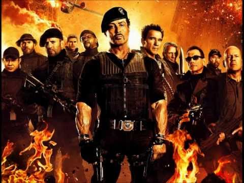 The Expendables 2 - Theme song