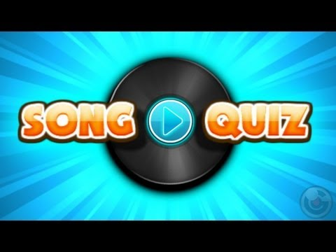 Song Quiz, Guess Radio Music Game - iPhone, iPad, iPod Game Play Video