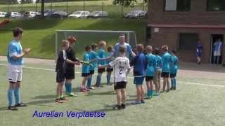 Meistermannschaft 2014 Bröltaler SC 03