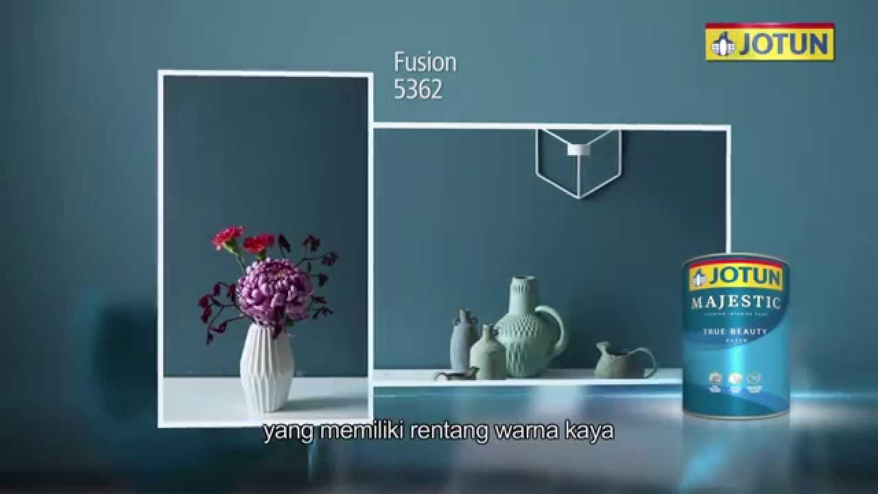 Jotun Majestic True Beauty Inspiration Video Indonesia Subtitle