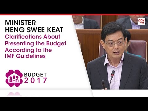 Exchange between NCMP Leon Perera and Minister Heng Swee Keat about the IMF