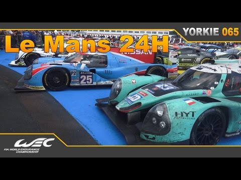 The Le Mans 24 Hours 2016 - Track Side