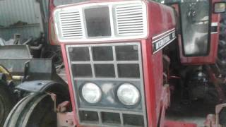International 685xl geluid