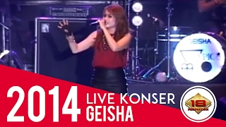 Video Geisha - Pergi Saja (Live Konser Palembang 19 Feb 2014) download MP3, 3GP, MP4, WEBM, AVI, FLV Desember 2017