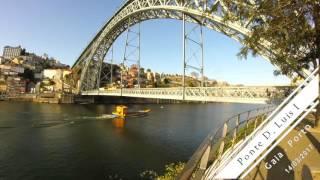 Ponte D. Luis I - Porto, Portugal