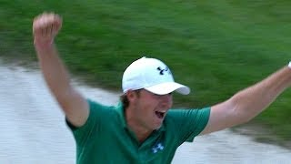 Top 10: Greenside bunker shots on the PGA TOUR