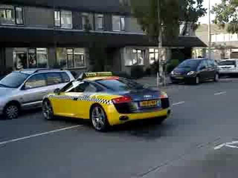 Audi R8 Sound - YouTube