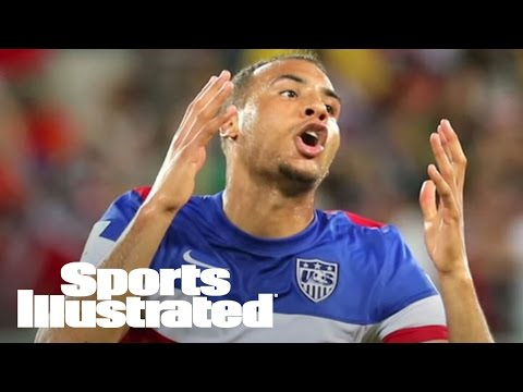 2014 World Cup: John Brooks an unlikely hero for USA against Ghana | Sports Illustrated