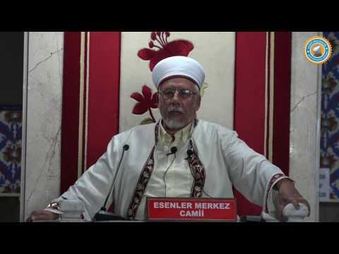 Mahmut Toptaş - Kur'an Sohbetleri [18.05.2017]