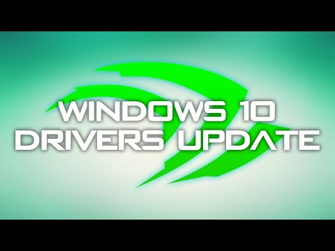 How To | Update Nvidia Graphics Drivers (Windows 10)